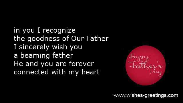 fathers day christian poems