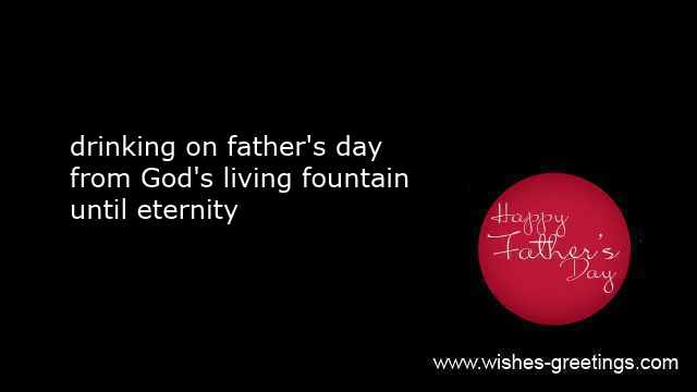 christian fathers day poem