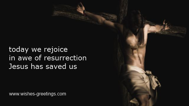 easter sunday resurrection poems