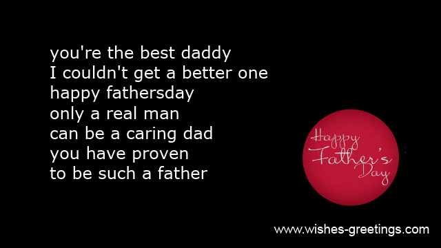 father love poems from wife