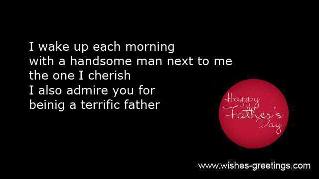 Fathers day poems wife and happy quotes for husband fathersday poems mother to father funny sayings m4hsunfo