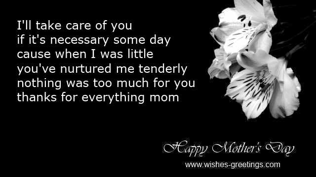 Mother Daughter Mothers Day Funny Poems Short Quotes For Ecards