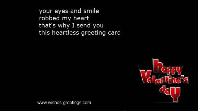Funny valentines poems for him humorous lover quotes for her