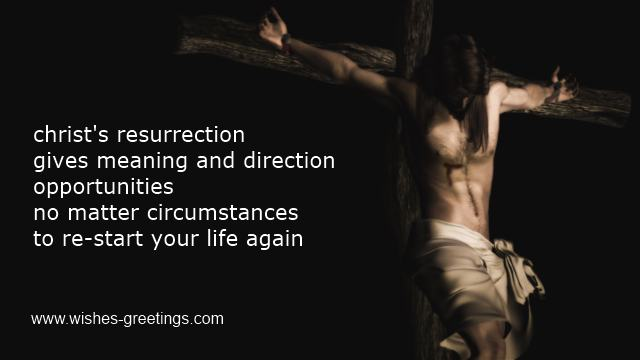 easter sunday resurrection quotes