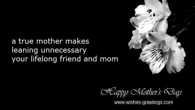 mothers day greetings to daughter