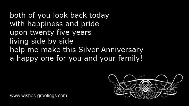 funny 25th marriage sayings